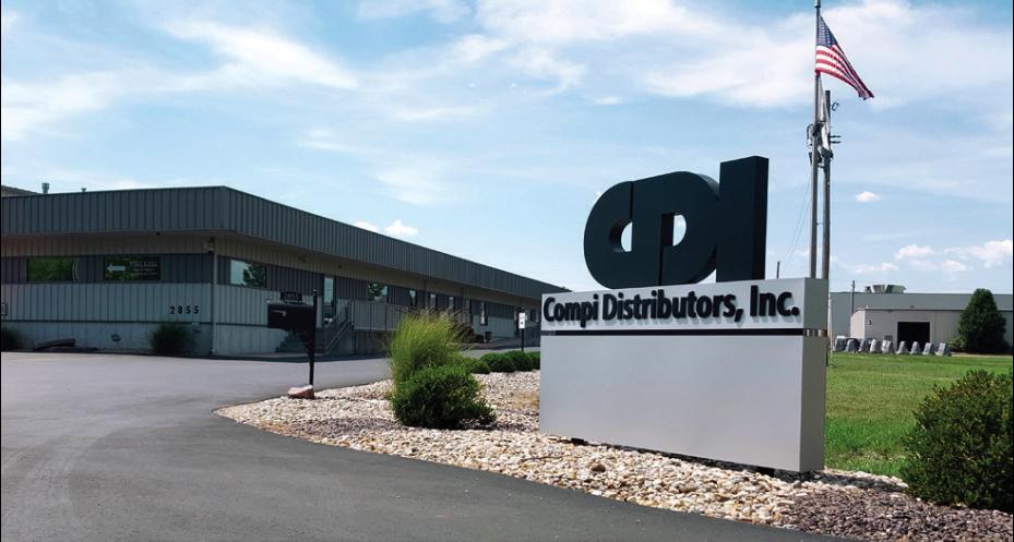 Compi Distributors, Inc  | Home